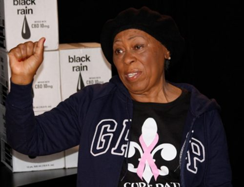 Yvonne C., Breast Cancer Survivor
